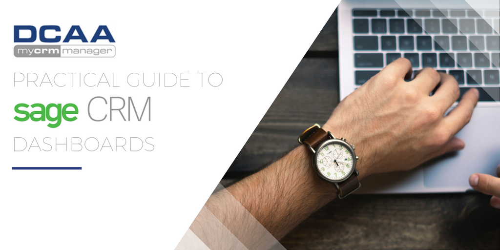 practical guide to sage crm dashboards