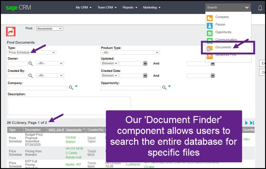 Document Finder
