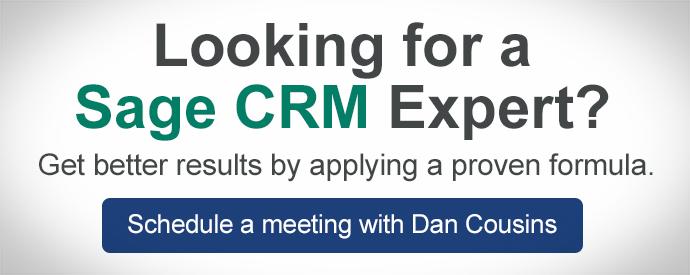 Sage CRM Consultant