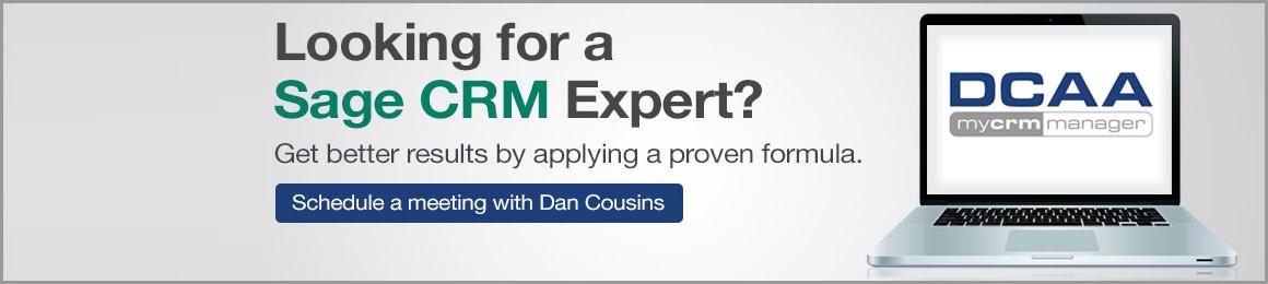Sage CRM project Management