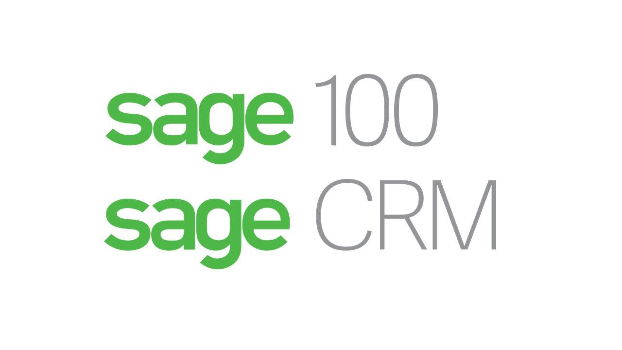 Sage 100 CRM