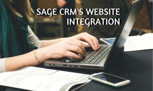 Sage CRM Website Integration