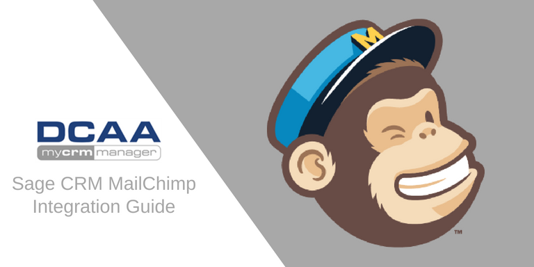sage crm mailchimp integration guide