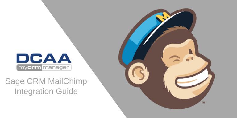 sage crm mailchimp integration guide
